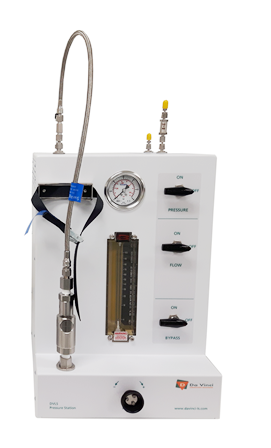 DVLS Pressure Station with Vaporizer
